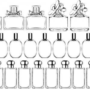 COLOR CHART PERFUME BOTTLE(カラーチャート・パフュームボトル)※ネーム別売り※
