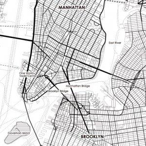 MAP/NY(マップ/ニューヨーク)