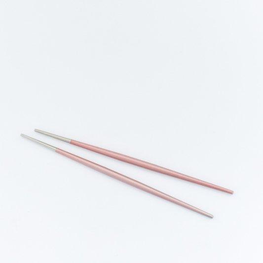 スタイリッシュカトラリー(箸)(シルバー)