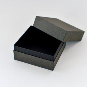 正方形ギフトBOX/箱 プレゼント ラッピング フタ付き 誕生日