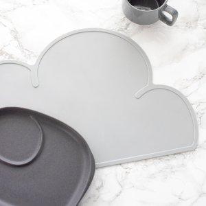 【特別アウトレット】クラウドマット(グレー)/雲 こども キッズ プレイスマット