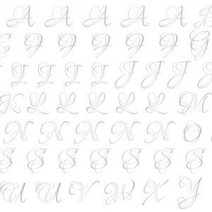 LOUNA ALPHABET [S] (ルナアルファベット・ プラチナ・レンジ対応)