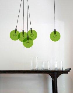 Bubble Light (バブルライト)Charcoal/Farm(green)