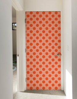 TEN Pattern Wall tiles(ウォールタイル)poppy