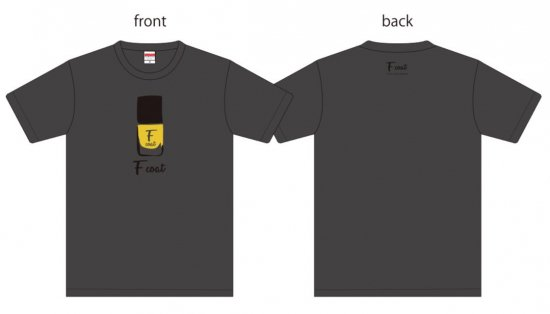 Tシャツ (古川雄大 Tour 2018  〜 F coat 〜)<img class='new_mark_img2' src='https://img.shop-pro.jp/img/new/icons35.gif' style='border:none;display:inline;margin:0px;padding:0px;width:auto;' />