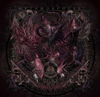 JILUKA フルアルバム<br>『Metamorphose』通常盤