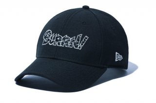 BURRN!×New Era® <br>コラボキャップ 9FORTY™ <br>35th anniversary edition