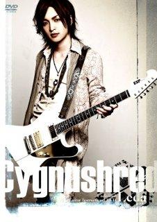 Leda ギター教則DVD<br>『Cygnushred(シグナシュレッド)』