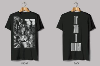 DELUHI×CUSTOM CULTURE<br>collaboration T-shirts<br>THE XING OF DELUHISM edition
