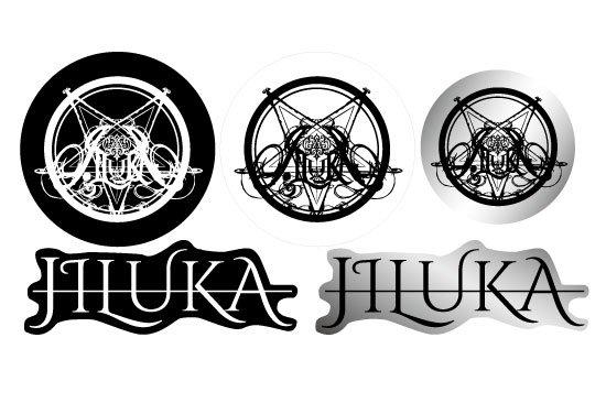 JILUKA<br>ステッカーセット