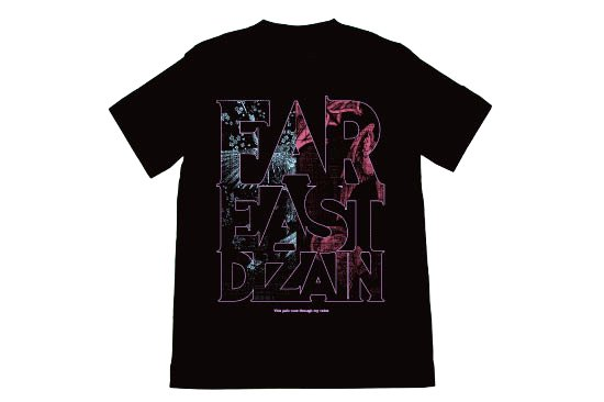 FAR EAST DIZAIN 『Futirism Dizain』ビッグTシャツ TYPE-A<img class='new_mark_img2' src='https://img.shop-pro.jp/img/new/icons16.gif' style='border:none;display:inline;margin:0px;padding:0px;width:auto;' />