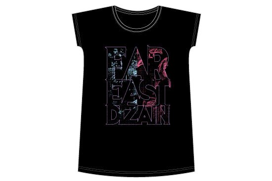 FAR EAST DIZAIN 『Futirism Dizain』ロングTシャツ TYPE-A<img class='new_mark_img2' src='//img.shop-pro.jp/img/new/icons16.gif' style='border:none;display:inline;margin:0px;padding:0px;width:auto;' />