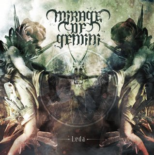 Leda EP<br>『MIRAGE OF GEMINI(ミラージュ・オブ・ジェミニ)』