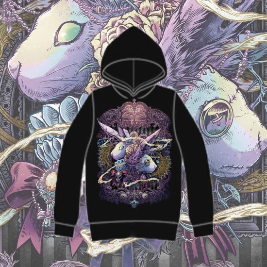 Cazqui's Brutal Orchestra<br>hoodie black