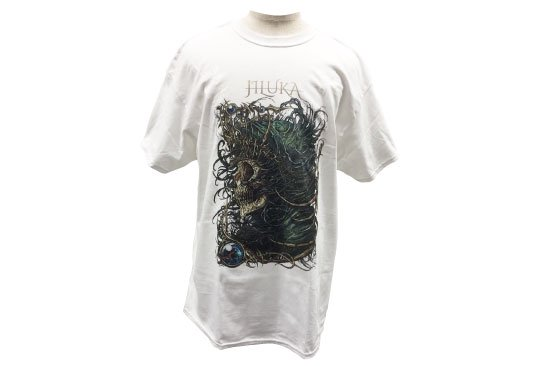 JILUKA<br>Ignite Tシャツ WHITE