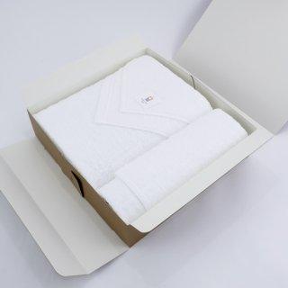 今治生まれの白いタオル ギフトセット A