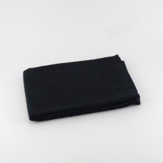 ガーゼ&パイル バスタオル(ブラック)