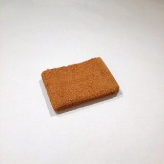 ペール ウォッシュタオル(オレンジ)