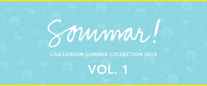LISA LARSON SUMMER COLLECTION