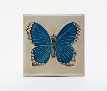 VAGGPLATTOR Butterfly (Blue)<img class='new_mark_img2' src='//img.shop-pro.jp/img/new/icons20.gif' style='border:none;display:inline;margin:0px;padding:0px;width:auto;' />
