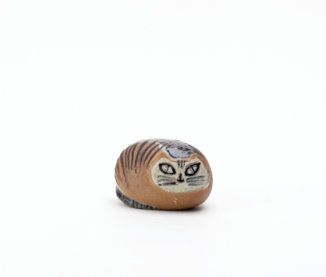 Lilla Zoo Round Cat 1