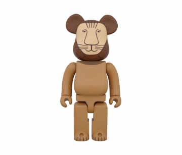 BE@RBRICK LION 400%