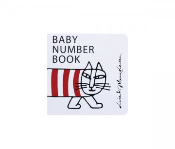 Baby Number Book<img class='new_mark_img2' src='//img.shop-pro.jp/img/new/icons20.gif' style='border:none;display:inline;margin:0px;padding:0px;width:auto;' />