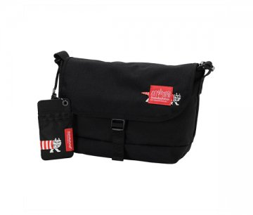 <img class='new_mark_img1' src='https://img.shop-pro.jp/img/new/icons5.gif' style='border:none;display:inline;margin:0px;padding:0px;width:auto;' />Lisa Larson x Manhattan Portage Casual Messenger Bag