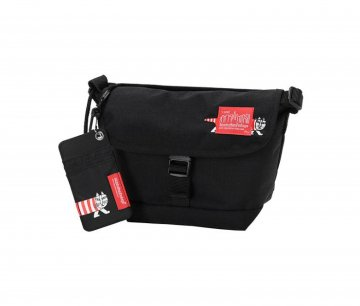 Lisa Larson x Manhattan Portage Casual Messenger Bag xs