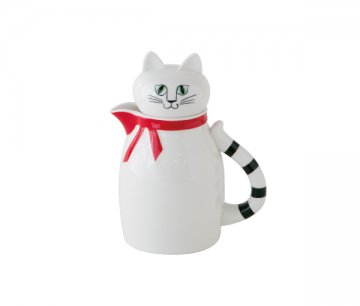 <img class='new_mark_img1' src='https://img.shop-pro.jp/img/new/icons57.gif' style='border:none;display:inline;margin:0px;padding:0px;width:auto;' />Cat Shaped Teapot!-