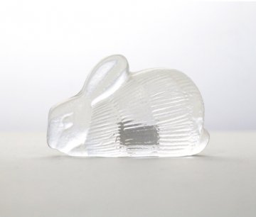 <img class='new_mark_img1' src='https://img.shop-pro.jp/img/new/icons5.gif' style='border:none;display:inline;margin:0px;padding:0px;width:auto;' />ROYAL KRONA Glass Rabbit