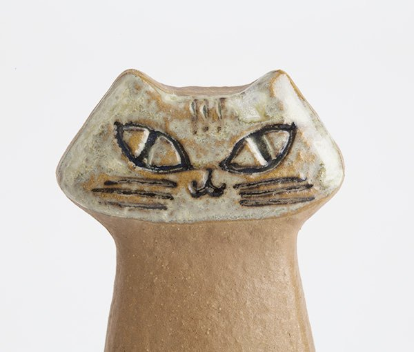<img class='new_mark_img1' src='https://img.shop-pro.jp/img/new/icons5.gif' style='border:none;display:inline;margin:0px;padding:0px;width:auto;' />LILLA ZOO Standing Cat