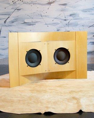 pera Tension bend speaker.<br>