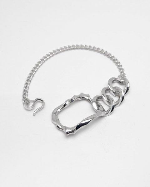 Apr. 2020 enve.<br>Silver bracelet LLB-006<br>