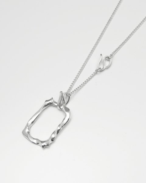 Apr. 2020 enve.<br>Silver necklace LLN-008<br>