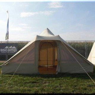 キャンバスキャンプ ローマンデラックス | 当店オリジナルグランドシートセット