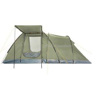 CAMP FEUER ドームテント5 オリーブグリーン