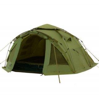 QEEDO クイックビヴィ オリーブ 4人用テント