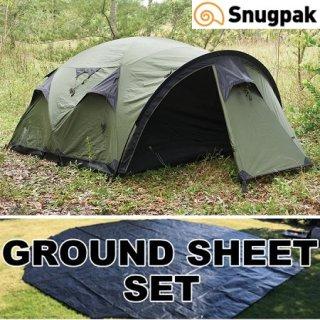 スナグパック ケイブ / グランドシートセット Snugpak Cave