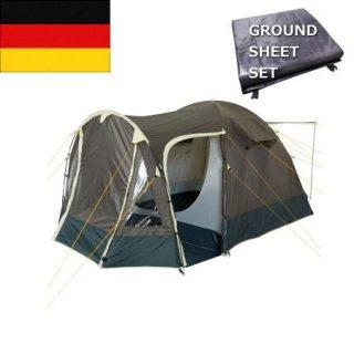 CampFeuer イグルーテント4 グランドシートセット