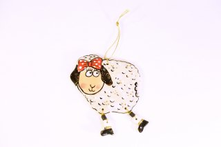 アニマル壁掛け <羊>