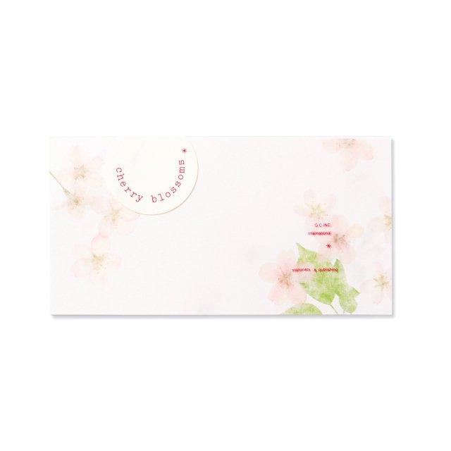 一筆箋 ピュアナチュラル 桜