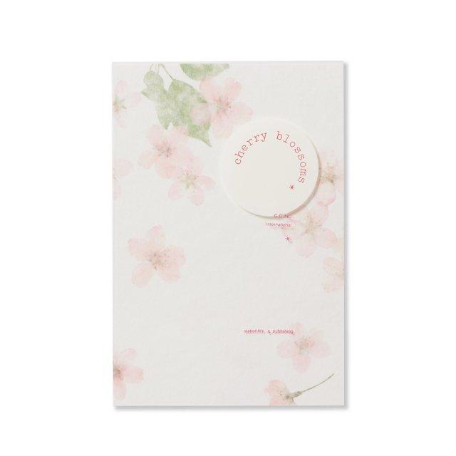 はがき箋 ピュアナチュラル 桜