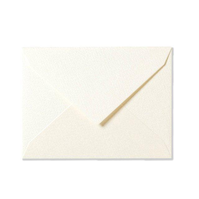 ふみ揃え封筒 パールホワイト