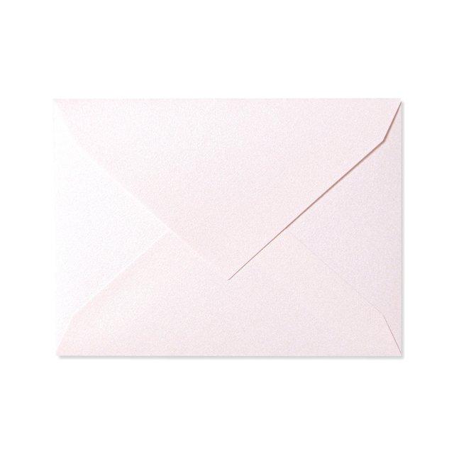 ふみ揃え封筒 パールピンク