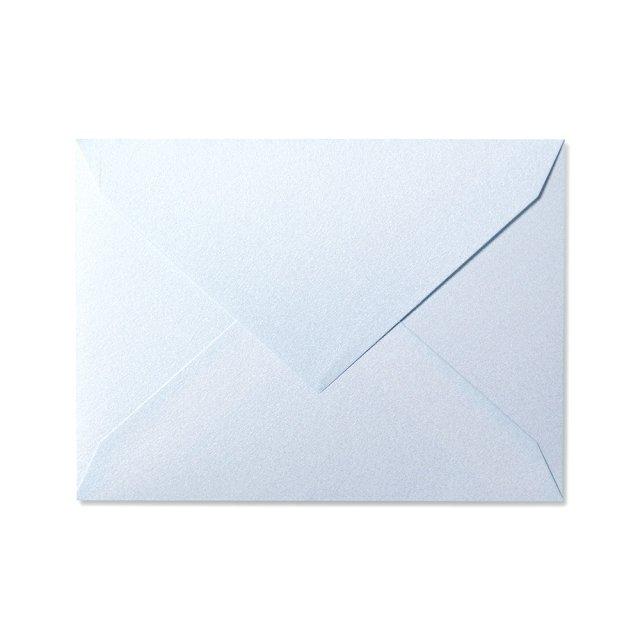 ふみ揃え封筒 パールブルー