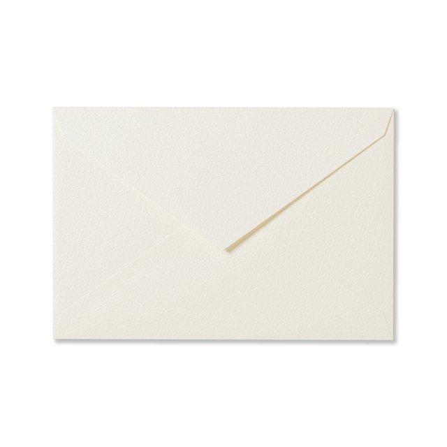 カラー封筒 洋1 5枚 パールホワイト