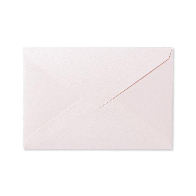 カラー封筒 洋1 5枚 パールピンク