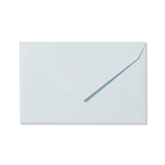 ミニメッセージカード用封筒 ライトブルー