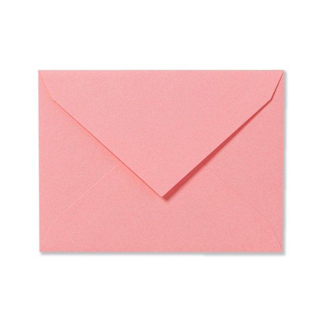ふみ揃え封筒 ローズピンク